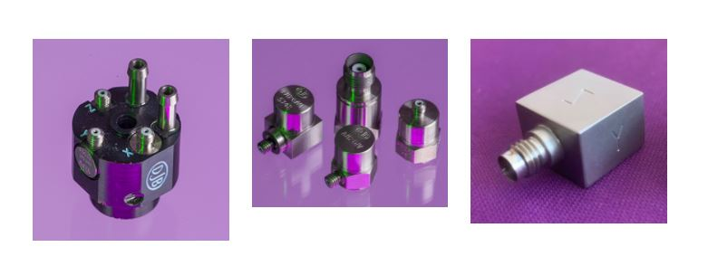 djb instruments accelerometers